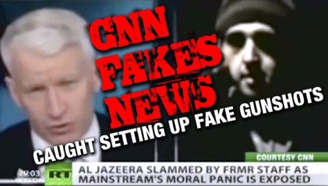 Fake News Broadcasts on Syria - Must See