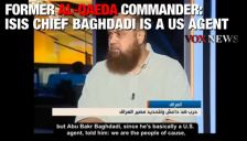AlQaeda Commander Fingers ISIS as US Proxy Army