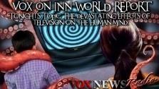 Vox on INN World Report - The Danger of Television (2/21/2013)