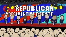 Republican Debate in a NUTshell