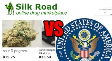 FEDS BUST THE SILK ROAD - MILLIONS DISAPPOINTED